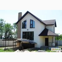 Строительство домов под ключ от 196 $/м2. Монолитные