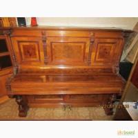 Продаю немецкое антикварное пианино в отличном состоянии