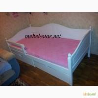 Подростковая кровать из дерева Домиан от производителя