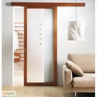 Раздвижные межкомнатные двери (двери-купе)