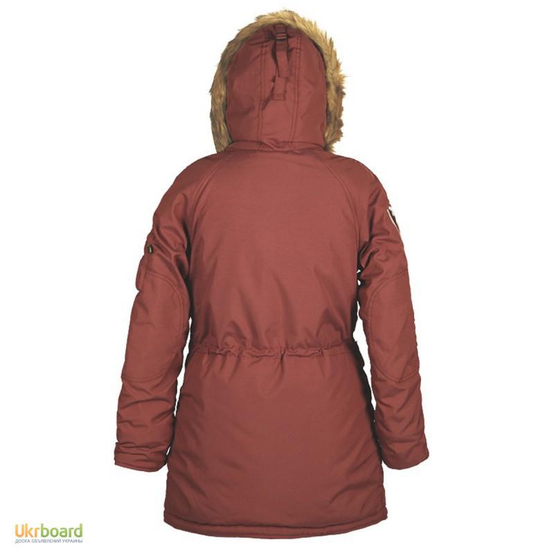 Зимние куртки аляски женские Самара