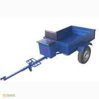 Продам прицеп для мотоблока (1, 05 х 1, 45 м) под жигулевские ступицы