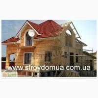 Строительство каркасных домов из сип панелей по канадской технологии в Харькове