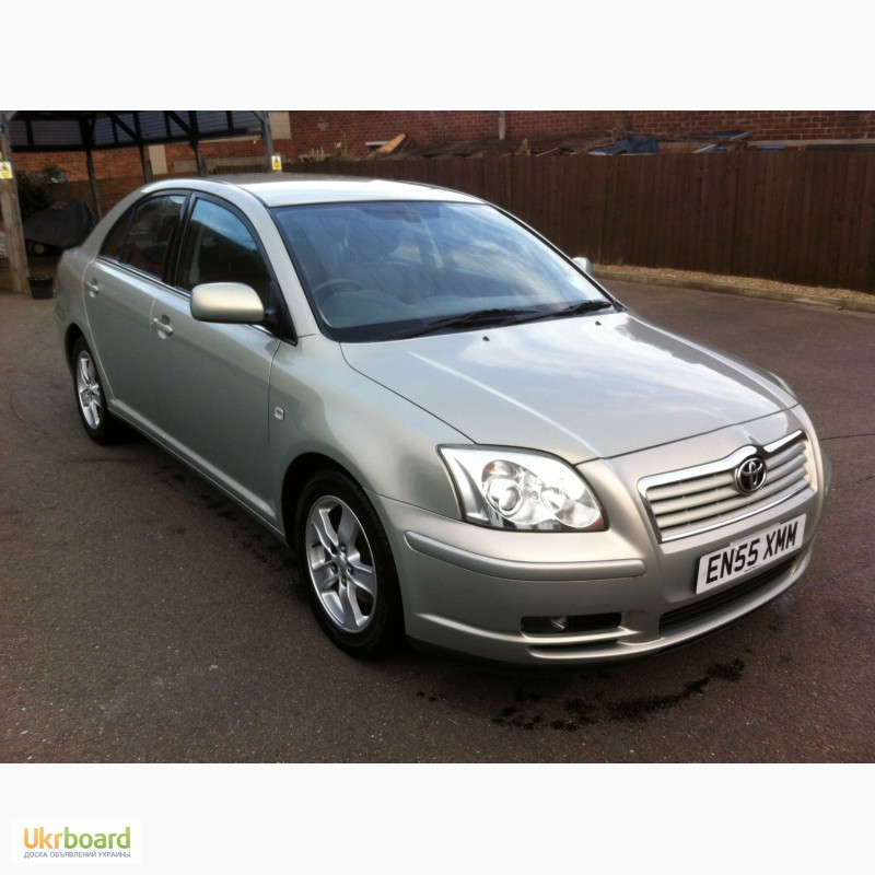 Toyota avensis t25 запчасти