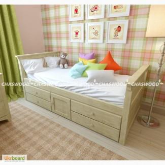 Детская кровать Медвежонок