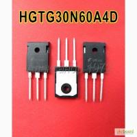 Купить HGTG30N60A4D для сварочных инверторов