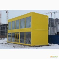 Изготовление МАФ торговых павильонов в Киеве доступные цены
