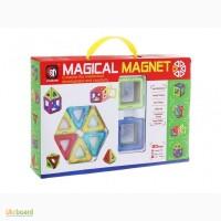 Магнитный конструктор 3D Magical Magnet 20 (Меджикал Магнет 20 деталей)