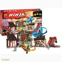 Конструктор BELA Ninjago, строение, фигурки, 695 дет., 10527