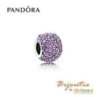 Оригинал PANDORA шарм цветная капля 791755CFP