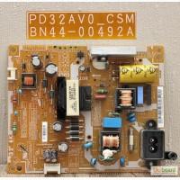Блок питания BN44-00492A(PD32AV0 CSM)
