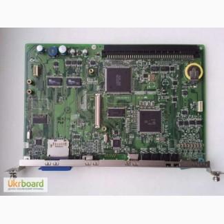 Плата процессора MPR KX-TDA0101 к АТС Panasonic KX-TDA100
