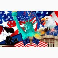 Визы в США 100 usd