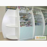 Торговая мебель для аптек и магазинов Киев