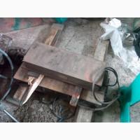 Плиты электромагнитные 900х320 (на 3Б722), 680х300