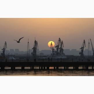 Причал с участком в Одессе под зерновой терминал 19 га, госакт