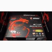 MSI GE62VR APACHE PRO-086 15.6#039;#039; IPS i7-6700HQ 16GB GTX 1060 3G 256 SSD+1TB