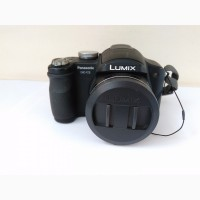 Камера Panasonic Lumix DMC-FZ8, опис, ціна, купити дешево, фото