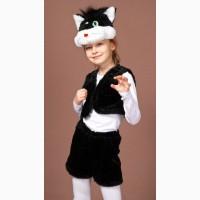 Детский карнавальный костюм Кота 2-6 лет