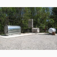 Оборудование для переработки шин и ТБО в топливо и брикет