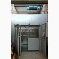Грузовой подъёмник-лифт г/п 1000 кг, 1 тонна.Проектирование, Изготовление, Монтаж под ключ