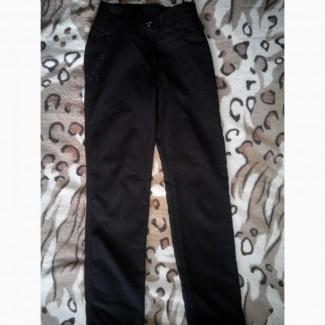 Продам штаны утепленные на флисе на девочку в идеальном состоянии