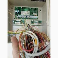Установка сигнализации, видео - наблюдения, пожарной системы