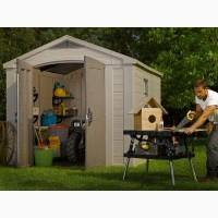 Садовой домик, сарай, гараж, хозблок серии Keter FACTOR