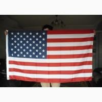 Американский флаг (Новый в упаковке) Флаг США размеры 150см/90см