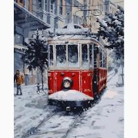 Раскраски, рисование, картины по номерам на тему Городского пейзажа