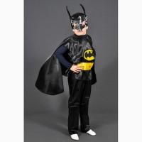 Новогодний костюм Бэтмэн возраст 3-11 лет