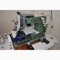 Продам производственную четырёхигольную швейную машинку