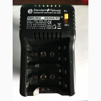 Зарядное устройство Энергия EH-505 Стандарт+Таймер (2-4 x AA, AAA, 1-2 x Кроны)