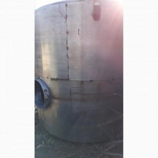 Емкость из нержавеющей стали (термос Я1 ОСВ ) 6, 3 м3, реактор
