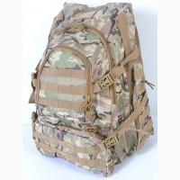 Камуфляжный тактический рюкзак на 55 л - Мультикам