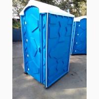 Биотуалет с накопительным баком. Уличный туалет