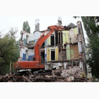 Демонтажные работы Березань