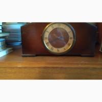 Продам каминные часы из дерева