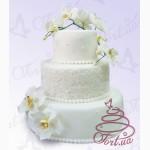 Свадебные торты, караваи и рушники Киев