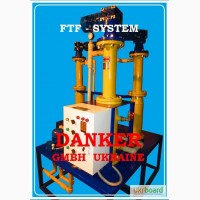 Линия фильтрации растительных масел. Фильтры растительного масла. FTF-system