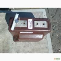 Трансформаторы тока и напряжения, новые и складского хранения с поверкой на класс точности