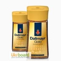 Кофе Dallmayr Gold (Германия) растворимый 100г.,200г., стекляная банка