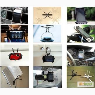 Подставка ZS-P1 Паук для мобильных телефонов, фотоаппаратов, электронных книг и др