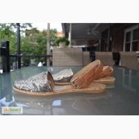 Босоножки stuart weitzman armor silver slide sandals, ор