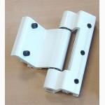 Петли для алюминиевых профилей с -94, ремонт дверей металлопластиковые и алюминиевые