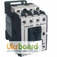 Электрооборудование Контактор 230V Ganz DIL K 4-10 4/9