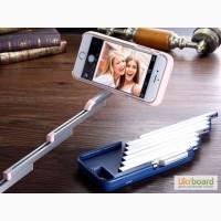 Stikbox чехол на iPhone 6 со встроенной селфи-палкой (монопод)+ блютуз купить в Украине