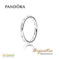 Оригинал Pandora кольцо капли росы 190945CZ