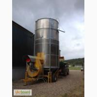 Услуги мобильной зерносушилки, сушка зерна в вашем хозяйстве