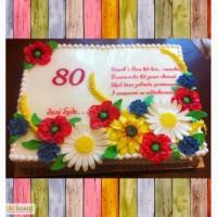 Торт и тортик на заказ из Натуральных продуктов